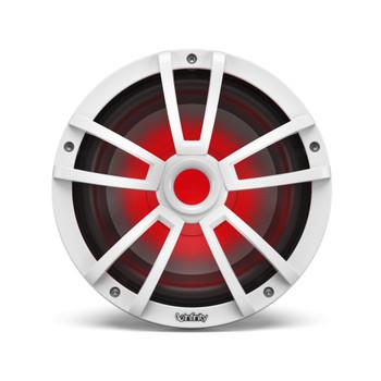 Infinity 1022MLW 10 Inch Marine RGB LED Subwoofer - White
