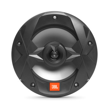 JBL MS8LB Marine 8 Inch Two-way RGB-LED Speakers - Pair, Black
