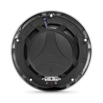 JBL MS65LW Marine 6.5 Inch Two-way RGB-LED Speakers - Pair, White
