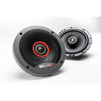 """MB Quart - Pair Of Formula FKB116 6.5"""" Coaxial Speakers And A Pair Of Formula 4x6"""" Speakers FKB146"""