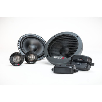 MB Quart - Two Pairs Of Formula  6.5 Inch 2-way Component Car Speakers - FSB216