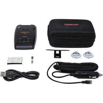 Radenso XP - User-Friendly GPS Radar Detector