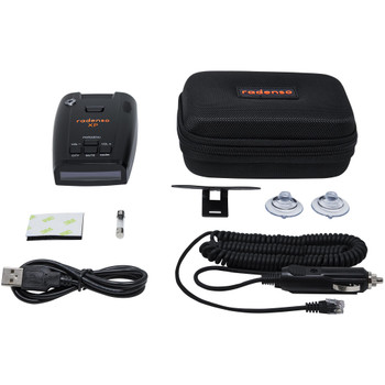 Radenso XP - User-Friendly GPS Radar Detector