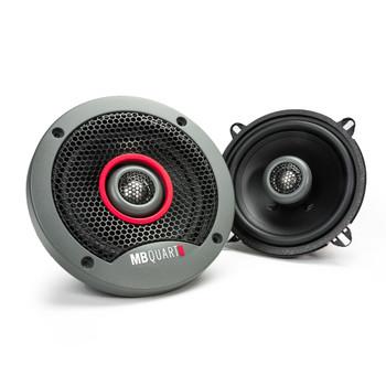 MB Quart Formula 5.25 inch 2-way coaxial car speakers