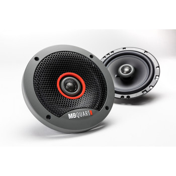 MB Quart Formula 6.5 inch 2-way coaxial car speakers