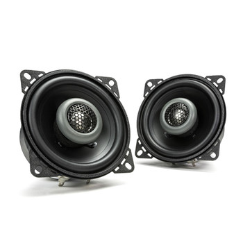 MB Quart Formula 4 inch 2-way coaxial car speakers