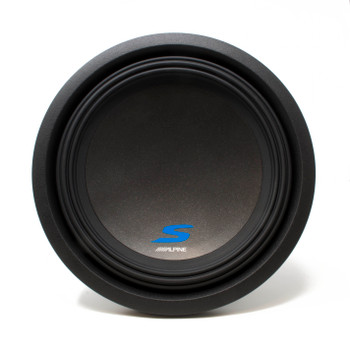 "Alpine Subwoofer Package - Two S-W12D4 S-Series 12"" Dual 4-Ohm Subwoofers"