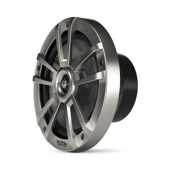 Infinity Marine Bundle - Two Pairs of Infinity 822MLT Marine 8 Inch RGB LED Coaxial Speakers - Titanium