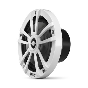 Infinity Marine Bundle - Four Pairs of Infinity 622MLW Marine 6.5 Inch RGB LED Coaxial Speakers - White