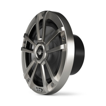 Infinity Marine Bundle - Two Pairs of Infinity 622MLT Marine 6.5 Inch RGB LED Coaxial Speakers - Titanium