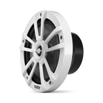 Infinity Marine Bundle - Two Pairs of Infinity 822MLW Marine 8 Inch RGB LED Coaxial Speakers - White