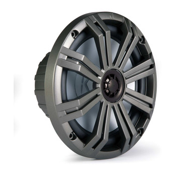 """Kicker 8 Inch Marine Wake Tower Bundle 4 8"""" LED Speakers and Tower Enclosures in Black - Includes KMTAP & LED Controller"""