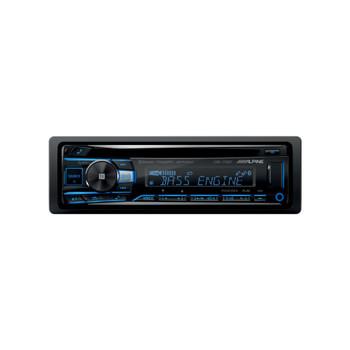Alpine CDE-175BT CD Receiver with NFC & Bluetooth® Wireless Technology - Includes SXV300 SiriusXM Satellite Radio Tuner
