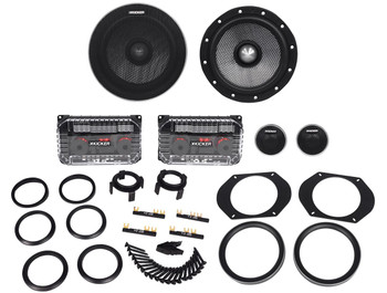 Kicker 6.5 Inch Q-Class Matched Component System 41QSS654
