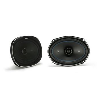 Kicker Q-Class 44QSC694 QS Series 6x9-Inch Coaxial Speaker System 4-Ohm