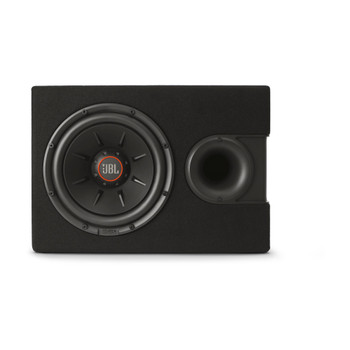 JBL S2-1224SS Series II 12 Inch Subwoofer & Slipstream Ported Enclosure with SSi Selectable Impedance - 2 or 4 Ohm