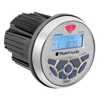 Planet Audio PGR35B Gauge, MECH-LESS Multimedia Player