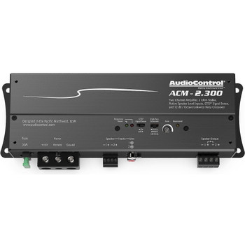 AudioControl ACM-2.300 2 Channel Micro Amplifier