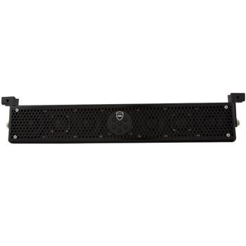 "Wet Sounds Stealth 6 Ultra HD Black + UTV Mounting Kit, Slider bracket and Round 2"" Tube clamp"