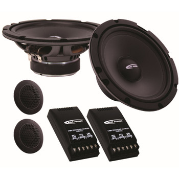 "Arc Audio X2 6.2 6.5"" Component System"
