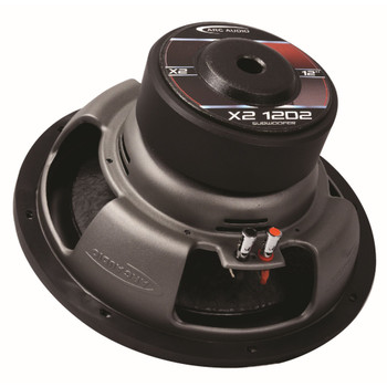 "Arc Audio X2 12D4 12"" 4 Ohm Subwoofer"