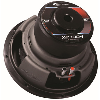 "Arc Audio X2 10D4 10"" 4 Ohm Subwoofer"