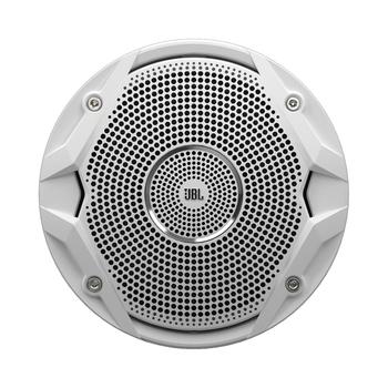 JBL MS6510 Marine Speakers - 6.5 Inch Dual-Cone Speakers - Pair, White