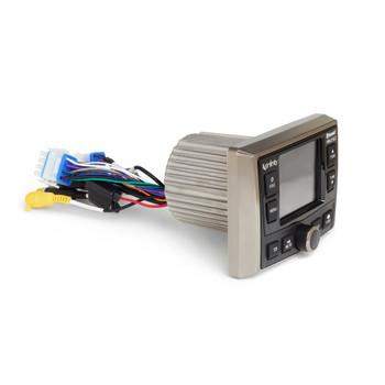Infinity PRV-315 Marine AM/FM/USB/BT/4X50 Waterproof Stereo receiver - Wired & RF Remote Ready