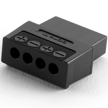 JL Audio HD PLUG SPKR:Replacement Speaker Plug (4-Pole)