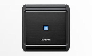 """Alpine MRV-F300 4 Channel AmplifierAlpine S-S69 6X9 Coax Speakers, Alpine S-S50 5.25"""" Coax Speakers and Wiring Kit"""