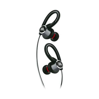 JBL Reflect Contour 2 Sweatproof Wireless Sport In-Ear Headphones – Black