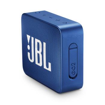JBL GO 2 Portable Bluetooth speaker – Blue