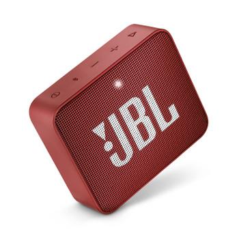 JBL GO 2 Portable Bluetooth speaker – Red