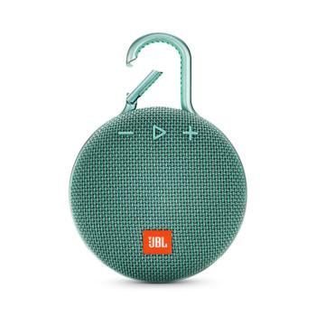 JBL CLIP 3 Portable Bluetooth® speaker – Teal