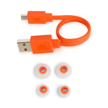 JBL T110BT Wireless In-Ear Headphones – White