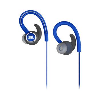JBL Reflect Contour 2 Sweatproof Wireless Sport In-Ear Headphones – Blue