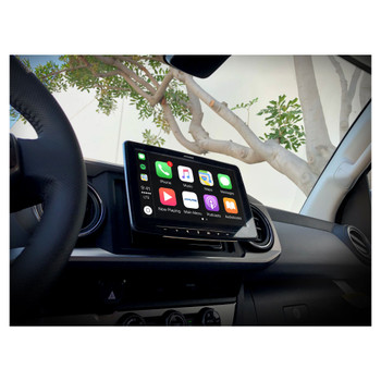 "Alpine iLX-F309TCM HALO9 9"" Receiver for Toyota Tacoma 2016-2019 - Compatible With CarPlay and Android Auto (No-CD)"