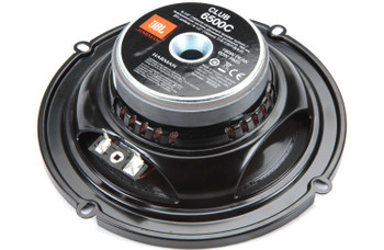 JBL CLUB6500C Club Series 6.5 Inch Two-Way Car Audio Component System With Crossovers