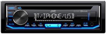 JVC KD-R790BT CD Receiver featuring Bluetooth® / USB / Pandora / iHeartRadio / Spotify / FLAC / 13-Band EQ