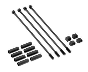 JL Audio STACK_KIT-3:Amplifier Stacking Hardware Kit three (3) Slash v2 Amplifiers