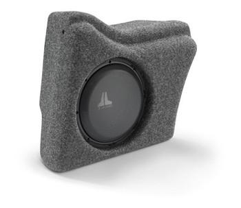 JL Audio SB-VW-JETNCS-10W1v3:Stealthbox® for 2011-Up Volkswagen Jetta