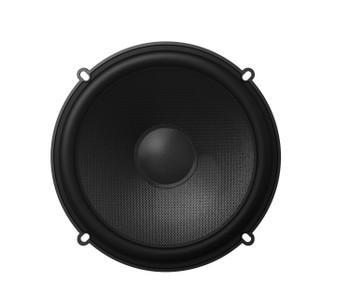 "Infinity KAPPA-60CSX 6.5"" Components, Infinity KAPPA-64CFX 4x6"" Speakers + ARC Audio X2 450.4 4 Channel Amp + Wire"