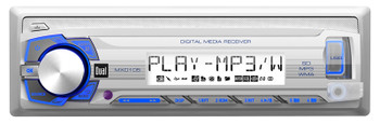 DUAL MXD105 - Digital Media Receiver with SD Card, USB and 3.5mm Inputs