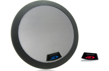 "Alpine KTE-10G.2 Grille for 10"" Type-R and Type-S subwoofers"