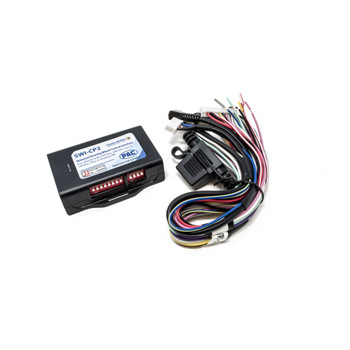 PAC Audio SWI-CP2 Universal Analog/CAN-Bus Steering Wheel Control Interface