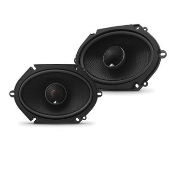 JBL - 2 Pairs Of Stadium GTO860 6x8/5x7-Inch Speakers + ARC Audio X2 450.4 500 Watt 4 Channel Amplifier + Wiring Kit