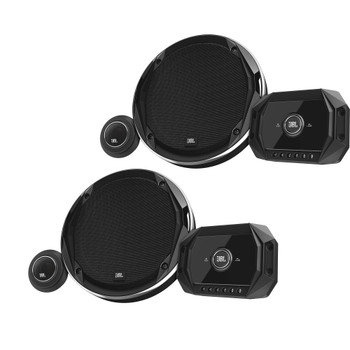 JBL - Stadium GTO600C 6.5-Inch Component Speakers, and a Pair Of Stadium GTO620 6.5-Inch Coaxial Speakers
