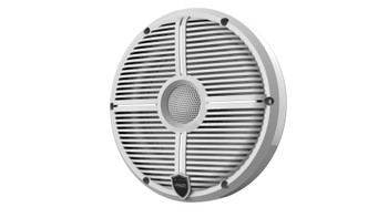 "Wet Sounds RECON 6 XW-W Recon Series 6.5"" 60-Watt RMS Coaxial Speakers With White XW Grilles (Pair)"