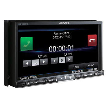 Alpine INE-W957HD 7-Inch Audio/Video/Navigation System - Used Very Good