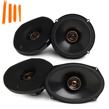 "Infinity Reference - REF-6532EX 6.5"" 2-Way Car Audio Speakers, And REF-9632IX 6x9"" 2-Way Car Audio Speakers Package"